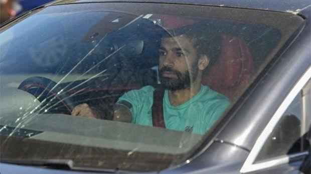 Lovren se šalio sa Salahom zbog slomljene šoferšajbne