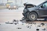 Loznica: Prevrnuo se auto, poginuo vozač
