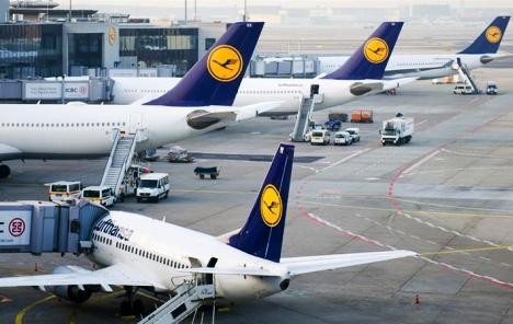 Lufthansa odbija osnovati zajedničku kompaniju sa Slovenijom
