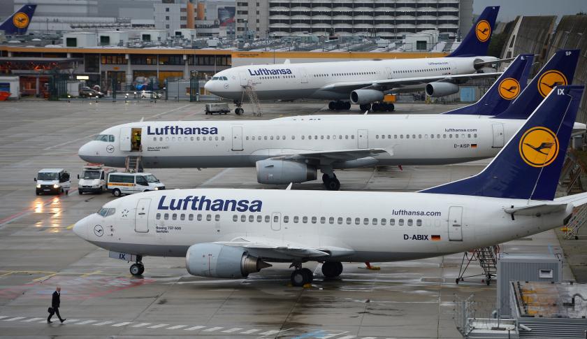 Lufthanzi odobrena pomoć od devet milijardi evra