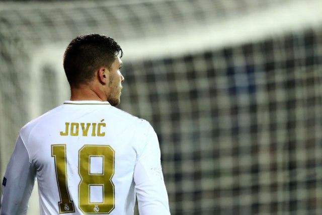 Luka Jović se vraća u Bundesligu?