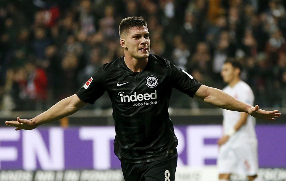 Luka Jović u Realu!