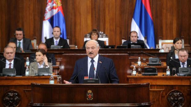 Lukašenko u Skupštini: Više ne postoji međunarodno pravo, već zakon jačeg