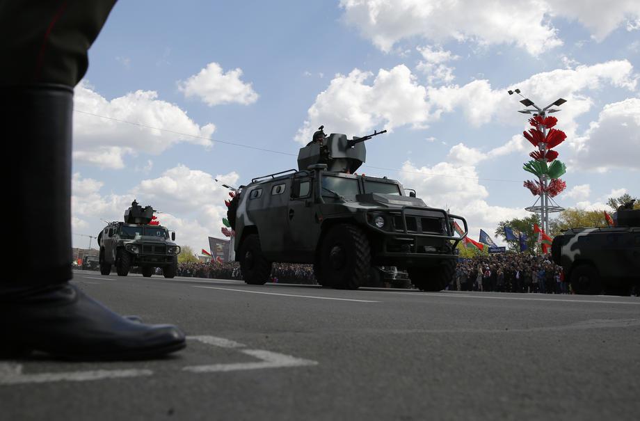 Lukašenko uputio protivvazdušnu brigadu na zapadnu granicu
