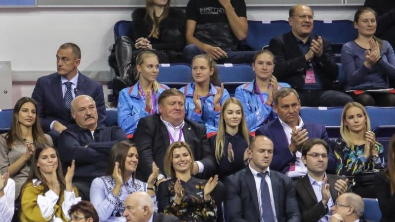 Lukašenkovi saveznici i rodbina pogođeni zapadnim sankcijama