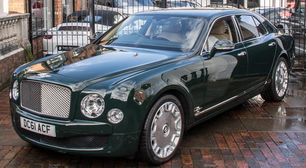 Luksuzni Bentley koji je vozila engleska kraljica ponuđen na prodaju