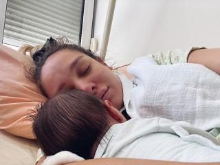 Luna Đogani objavila slike s ćerkicom iz porodilišta – Poludela sam čekajući te