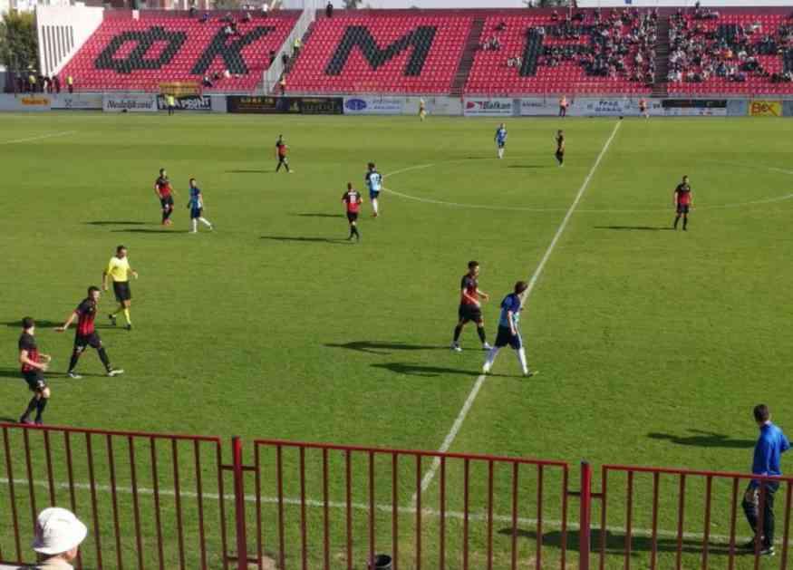 MAČVA ŽELI IZNENAĐENJE: Poštujemo Crvenu zvezdu, ali bez straha na stadionu Rajko Mitić