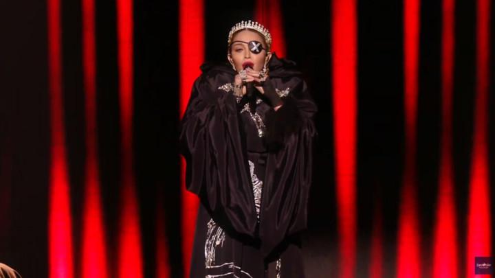 MADONA NAPRAVILA POMETNJU NA EVROVIZIJI! Svetska muzička zvezda priredila performans za pamćenje!
