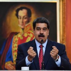 MADURO DOLAZI U MOSKVU! Predsednik Venecuele posetiće Rusiju i to vrlo brzo!