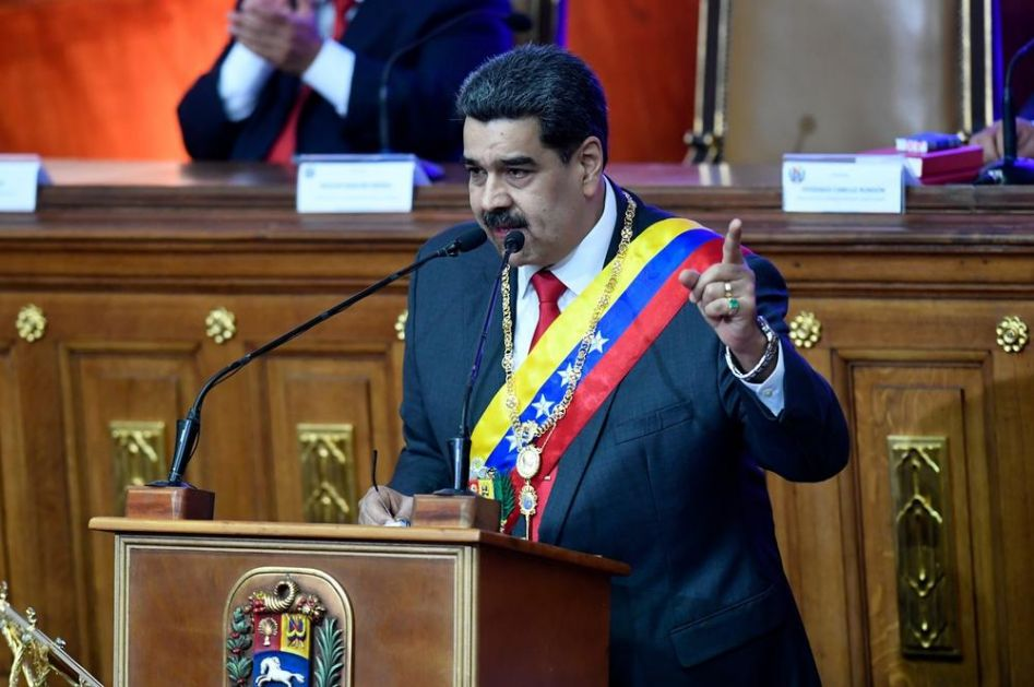MADURO PORUČIO: Bajden da prekine sa demonizacijom Venecuele i da okrene novi list! Trampov odlazak je naš trijumf