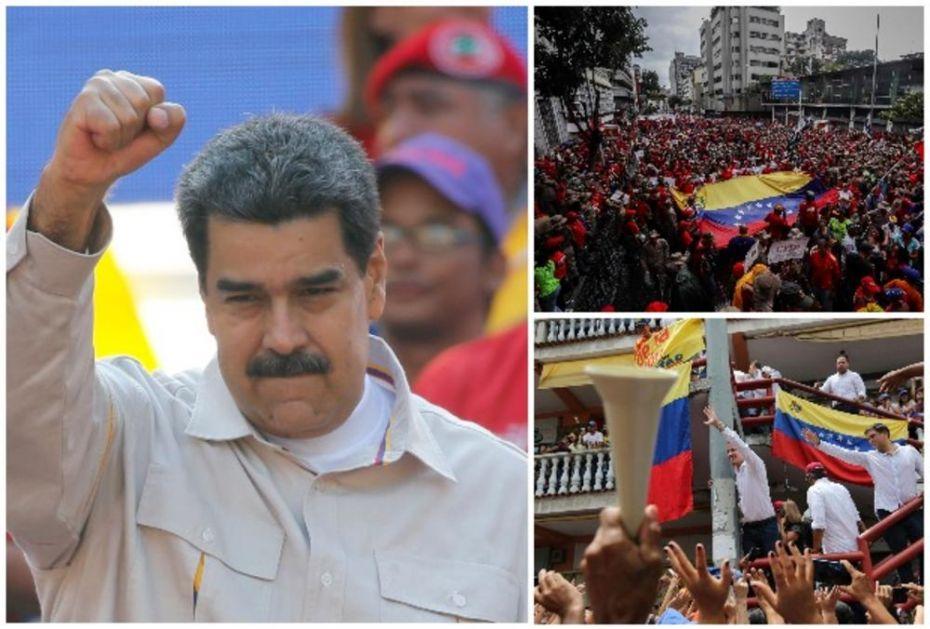 MADURO RAZOTKRIO PRED CELOM NACIJOM: 20 miliona dolara plaćeno je za moje ubistvo! I nisu uspeli! (VIDEO)