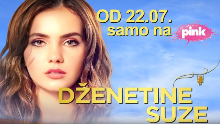 MAJKA JOJ POSTAJE NAJVEĆI NEPRIJATELJ: Drama Dženetine suze od ponedeljka u 20h samo na TV Pink!