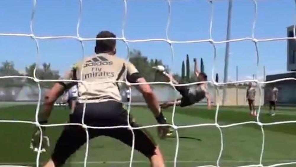MAKAZICE ZA BOLJE DANE: Pogledajte majstoriju Luke Jovića na treningu Reala (VIDEO)