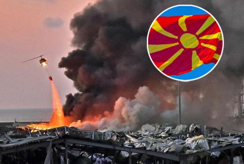 MAKEDONAC PREŽIVEO PAKAO BEJRUTA: Evo kada je Duško shvatio da nije u pitanju zemljotres (VIDEO)