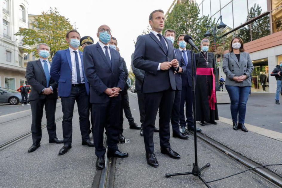 MAKRON DIŽE VOJSKU: Francuska je opet bila meta terorističkog napada, 7.000 vojnika će čuvati crkve i škole