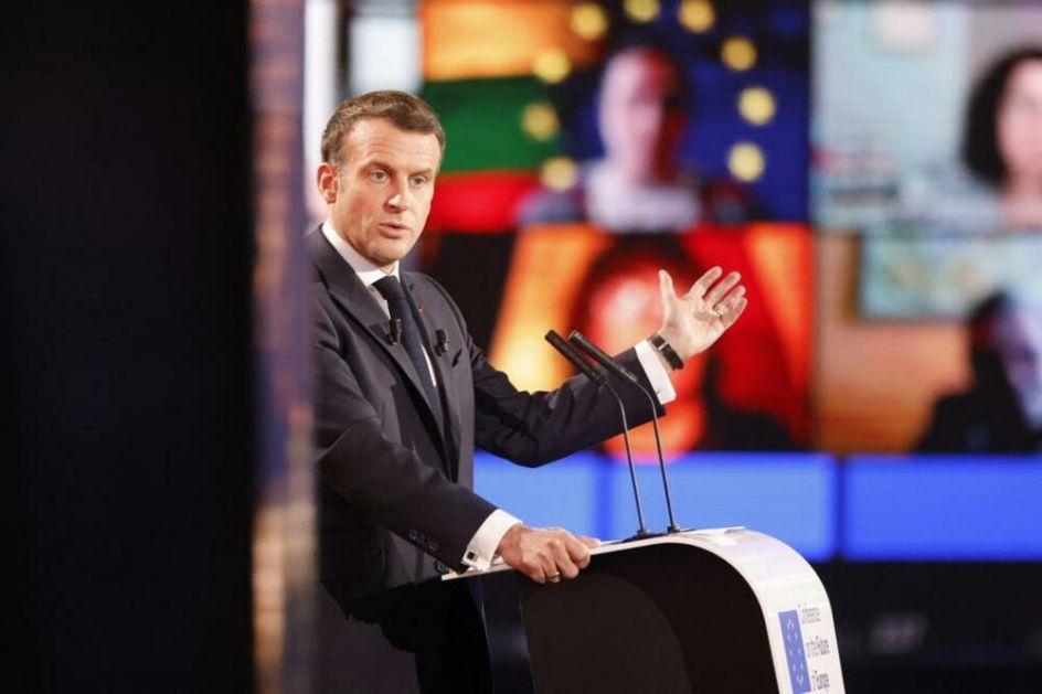 MAKRON: Moramo pojačati moć EU! Naša demokratija izbegava hegemojniju, moramo je čuvati kao blago!