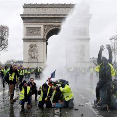 MAKRON PADA NA ULICI!? Francuske vlasti u strahu od državnog udara