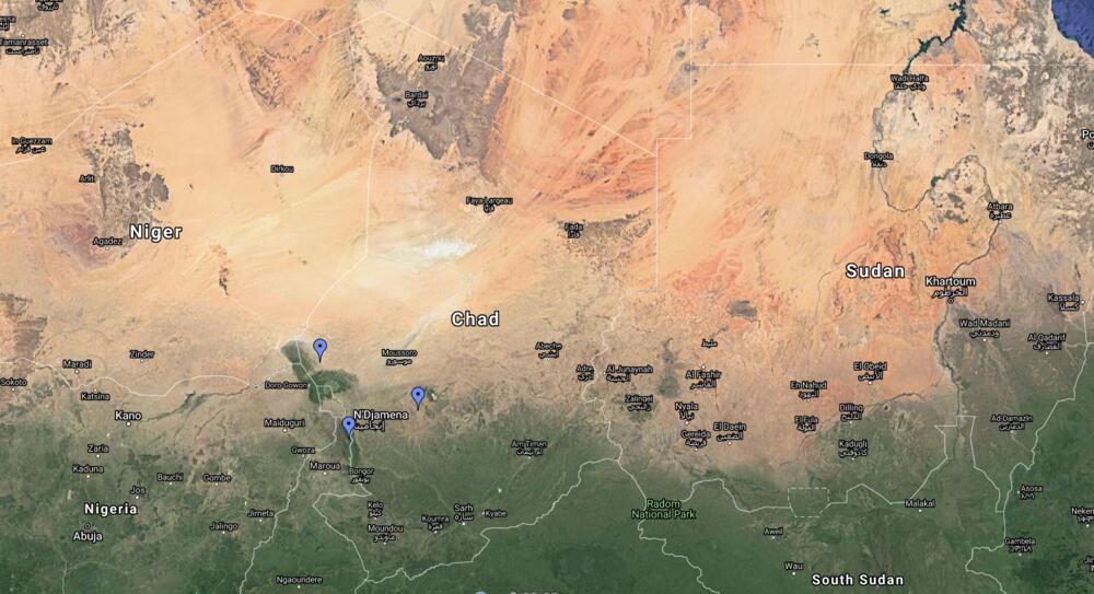 MAKRON SA SAHRANE UPOZORIO POBUNJENIKE U CENTRALNOJ AFRICI: Niko neće pretiti Čadu!