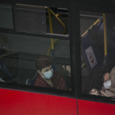 MAKSIMALAN BROJ VOZILA PREVOZIĆE BEOGRAĐANE: Od danas više od 1.600 autobusa na ulicama, pojačana kontrola