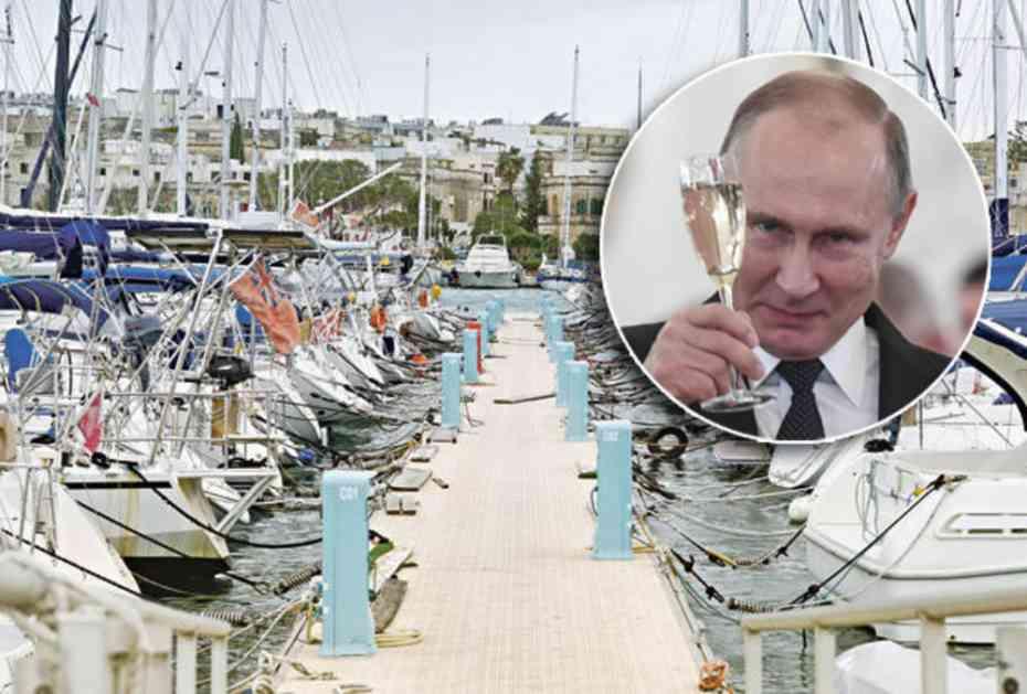 MALTA SE NA JEDNOM PROGRAMU INVESTICIJA OBOGATILA: Ali zbog jednog razloga to se neće svideti Putinu