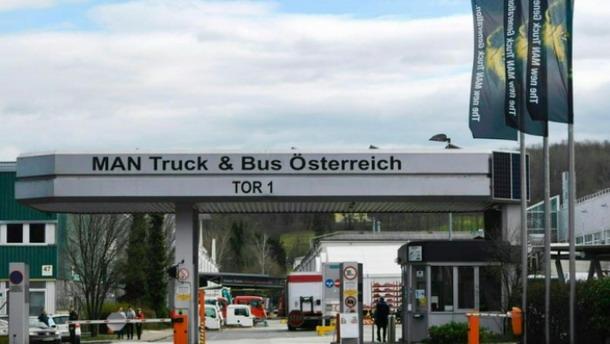 MAN zatvara fabriku u Austriji