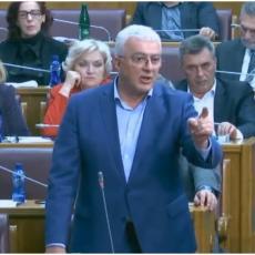 MANDIĆ UPUTIO HITAN ZAHTEV KRIVOKAPIĆU I ABAZOVIĆU: Jedan od lidera DF-a poslao jasnu poruku - čeka se reakcija