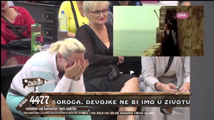MARIJA KULIĆ SE UHVATILA ZA GLAVU! Kada je videla ove snimke iz Zadruge 3, nije joj bilo svejedno! (VIDEO)