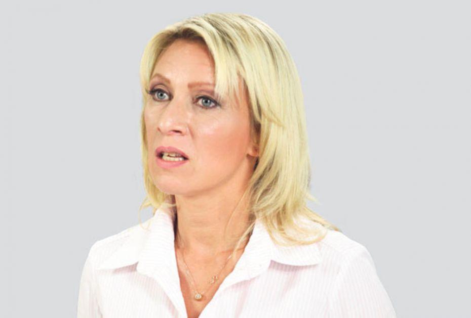 MARIJA ZAHAROVA: Događaj u Račku je falsifikovan