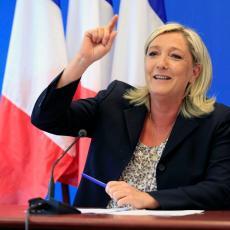 MARIN LE PEN VODI: Na pomolu velika izborna senzacija u Francuskoj