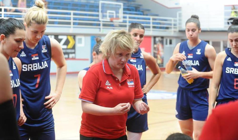 MARINA MALJKOVIĆ PRESEKLA: Ovih 12 igračica braniće boje Srbije na Evropskom prvenstvu