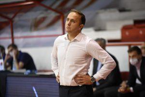 MARKO MARINOVIĆ: 'Budućnost igra najbolju košarku u ABA ligi'