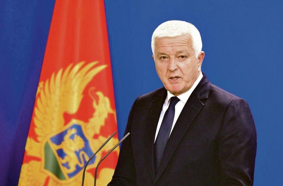 MARKOVIĆ NAPAO VUČIĆA ZBOG SPC: Crnogorci ne daju Srbiji da plati dug Mitropolije
