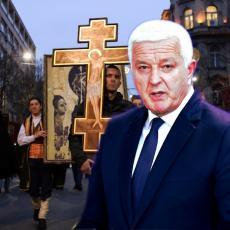 MARKOVIĆ PISAO MITROPOLITU AMFILOHIJU: Premijer Crne Gore ga pozvao da se dogovore kako Milo hoće!
