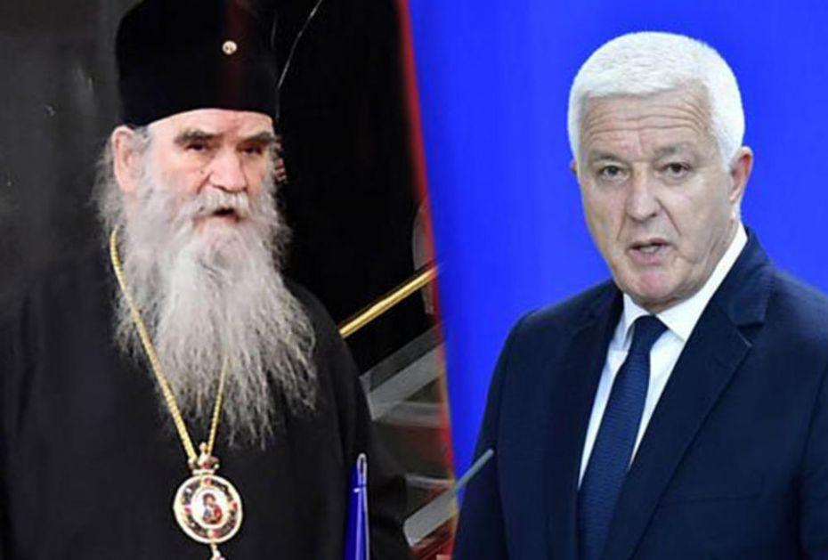 MARKOVIĆ UPUTIO SAUČEŠĆE POSLE UPOKOJENJA MITROPOLITA Odlazeći premijer Crne Gore je to uradio sa svog PRIVATNOG Tviter naloga