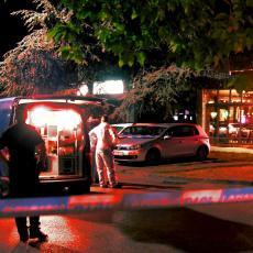 MASKIRANI MUŠKARAC PUCAO U KAFIĆU: Pucnjavi je prethodila svađa, napadač pobegao sa lica mesta