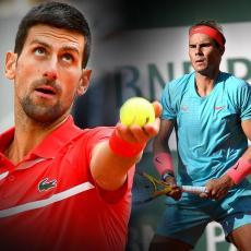 GLADIJATOR NIJE MOGAO PROTIV KRALJA ŠLJAKE: Nadal savladao Đokovića u finalu Rima (VIDEO)