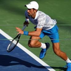 MASTERS SINSINATI: Novak krenuo sporo, pa pregazio Amerikanca