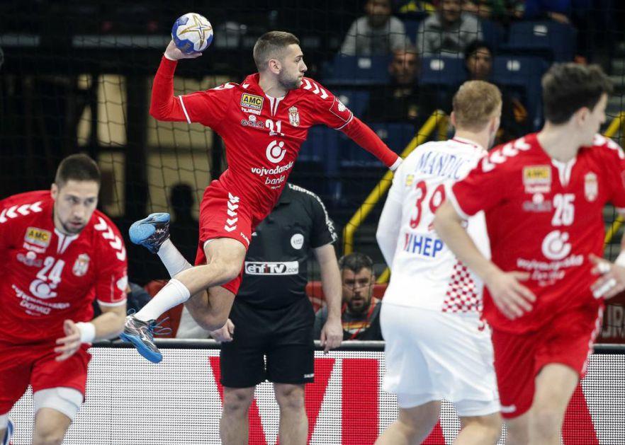 MEČ ODLUKE: Kvalifikaciona utakmica rukometaša Srbije i Švajcarske u Novom Sadu