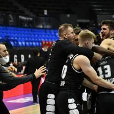 MEČ ODLUKE: Partizan protiv Metropolitana NEĆE igrati u Beogradu