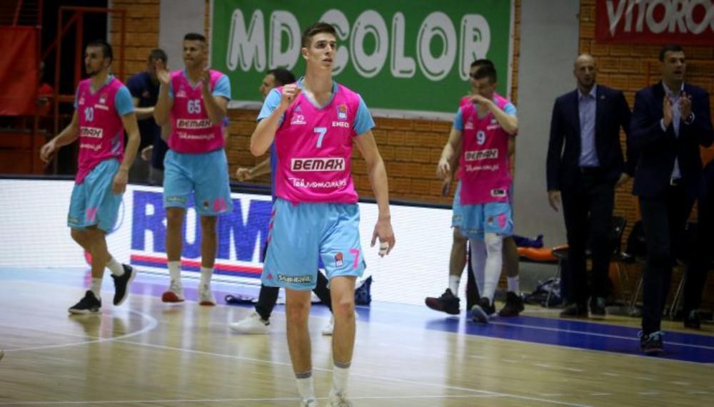 MEGA TALENAT: Luka Ašćerić najkorisniji igrač 19. kola ABA lige