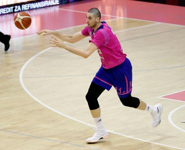 MEGIN GRUZIN O RAZVOJNOM PUTU OD SRBIJE DO NBA: Košarkom sam počeo da se bavim da bih pobegao s ulice