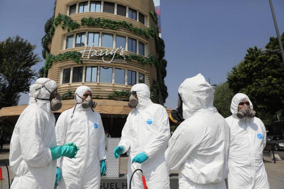 MEKSIKO U KANDŽAMA KORONE: Na četvrtom je mestu u svetu po broju preminulih od virusa, ima više žrtava od Italije