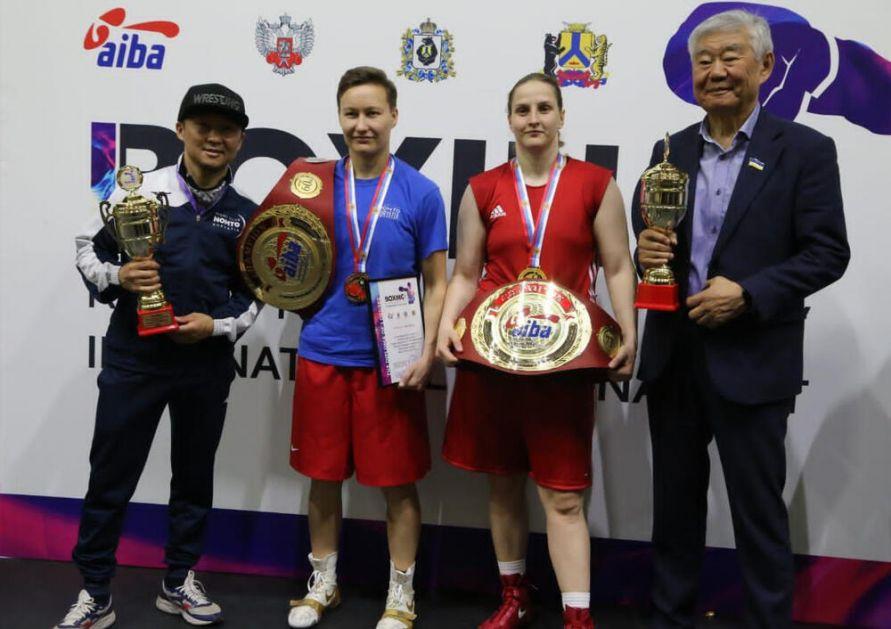 MEMORIJAL KONSTANTIN KOROTKOV: Natalija Šardina osvojila zlatnu medalju na turniru u Rusiji