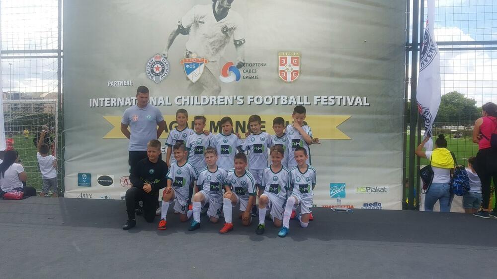 MEMORIJALNI DRAGAN MANCE KUP PO 5. PUT U ZEMUNU: Talentovani mališani iz Srbije i regiona bore se za laskavi trofej