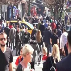 MENTALITET ILI NEŠTO DRUGO: U OVOM gradu se mere zabrane kretanja najmanje poštuju, a OVDE najviše