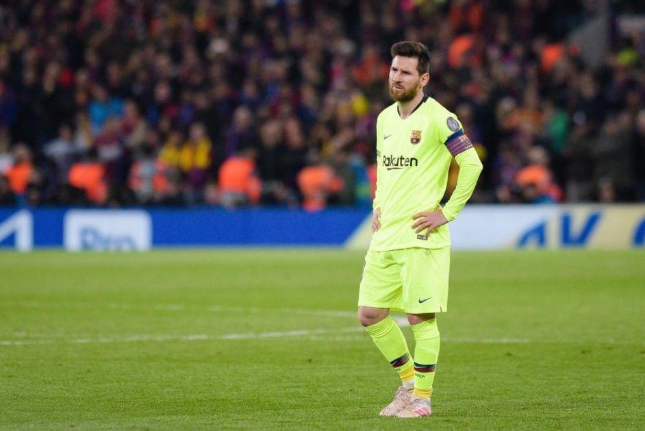 MESI JOŠ UVEK NA OPORAVKU OD POVREDE: As Barselone neizvestan za start Lige šampiona