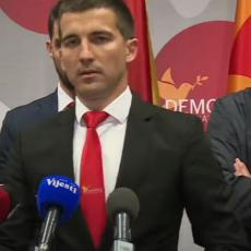 MI NJIMA VAKCINE, ONI NAMA GRATIS PRIZNANJE LAŽNE DRŽAVE! SRAMOTA! Aleksa Bečić priznao lažnu državu Kosovo (VIDEO)