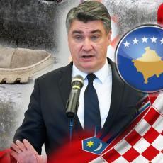 MI SE NE PONAŠAMO DRSKO KAO SRBIJA! Milanović ponovo NAPAO - pokušao da opravda prisustvo hrvatske vojske na Kosovu