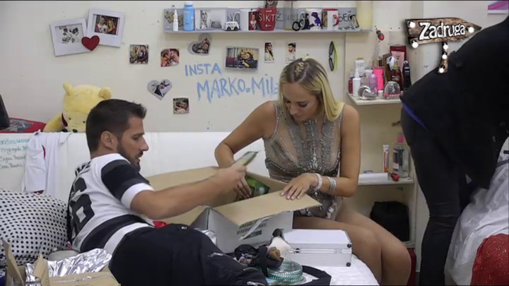 MI SE VOLIMO: Luna presrećna što ima PRAVU LJUBAV i dečka poput Marka Miljkovića! (VIDEO)